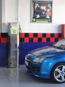 desinfeccion de vehiculos 225x300 - Desinfección de coches