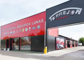 Grupo Torrejon estrena nuevo taller en el sur de Madrid 350x250 - Noticias