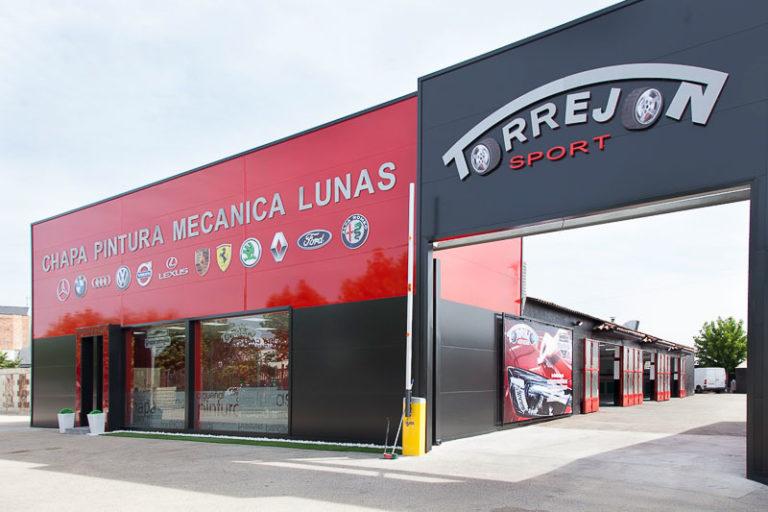 Grupo Torrejon estrena nuevo taller en el sur de Madrid 768x512 - Grupo Torrejón estrena nuevo taller en el sur de Madrid