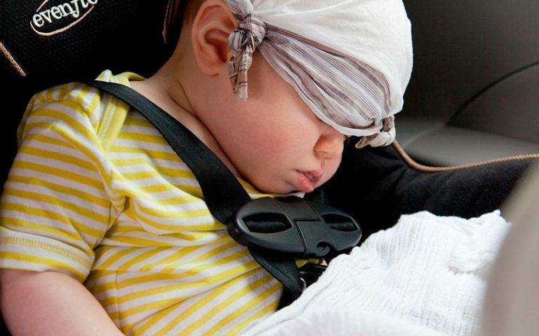El 52 de los padres pone en riesgo la vida de sus hijos cuando van en coche 1 768x480 - El 52% de los padres pone en riesgo la vida de sus hijos cuando van en coche