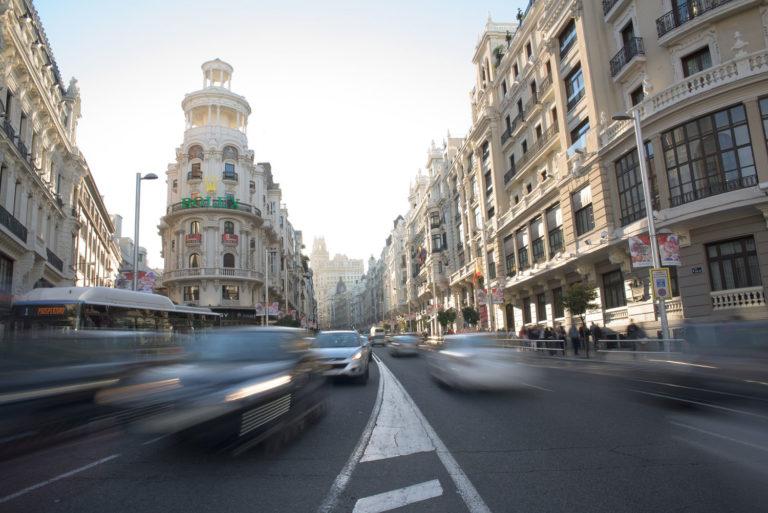 Madrid prohibe la circulacion a los no residentes 768x513 - Madrid prohíbe la circulación a los no residentes