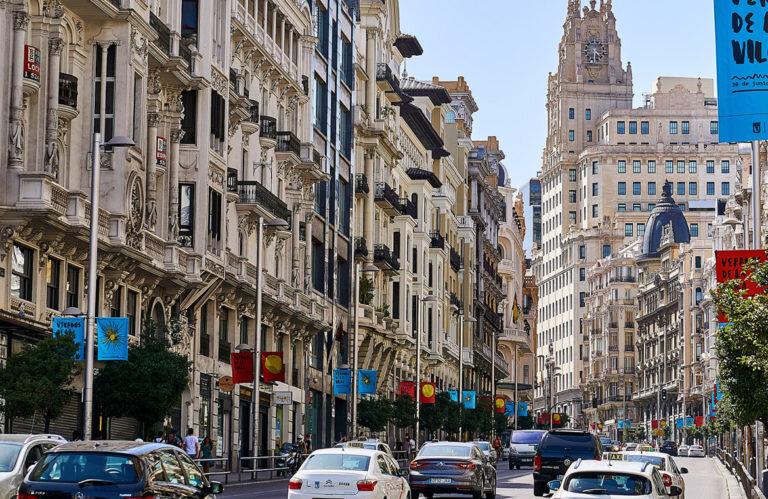 Los madrilenos son los conductores mas impacientes y torpes de Espana 768x499 - Los madrileños son los conductores más impacientes y torpes de España