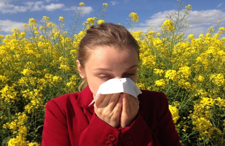 Alergia y conduccion una mala combinacion  768x499 - Alergia y conducción: una mala combinación