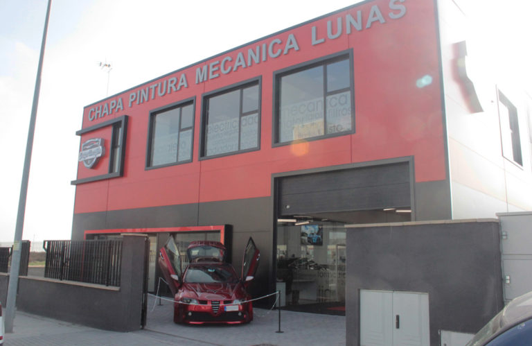 Grupo Torrejon inaugura Torrejon Cars Experience 768x499 - Grupo Torrejón inaugura Torrejón Cars Experience