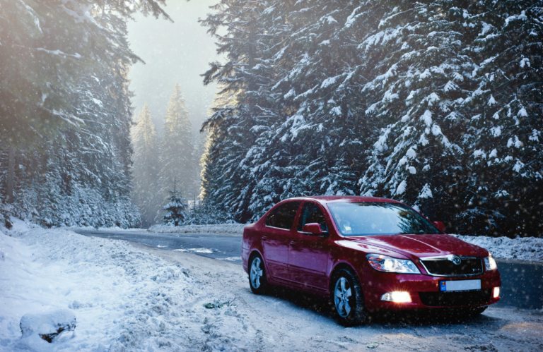 Revisa estos cinco elementos y prepara tu vehículo para el invierno