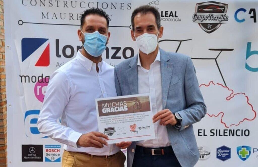 KM contra el Silencio agradece a Grupo Torrejon su participacion en el reto solidario 1 1024x665 - KM contra el Silencio agradece a Grupo Torrejón su participación en el reto solidario