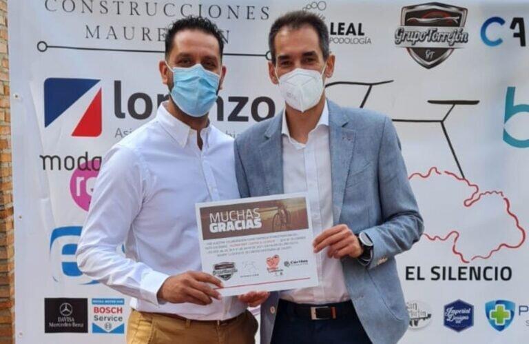 KM contra el Silencio agradece a Grupo Torrejon su participacion en el reto solidario 1 768x499 - KM contra el Silencio agradece a Grupo Torrejón su participación en el reto solidario