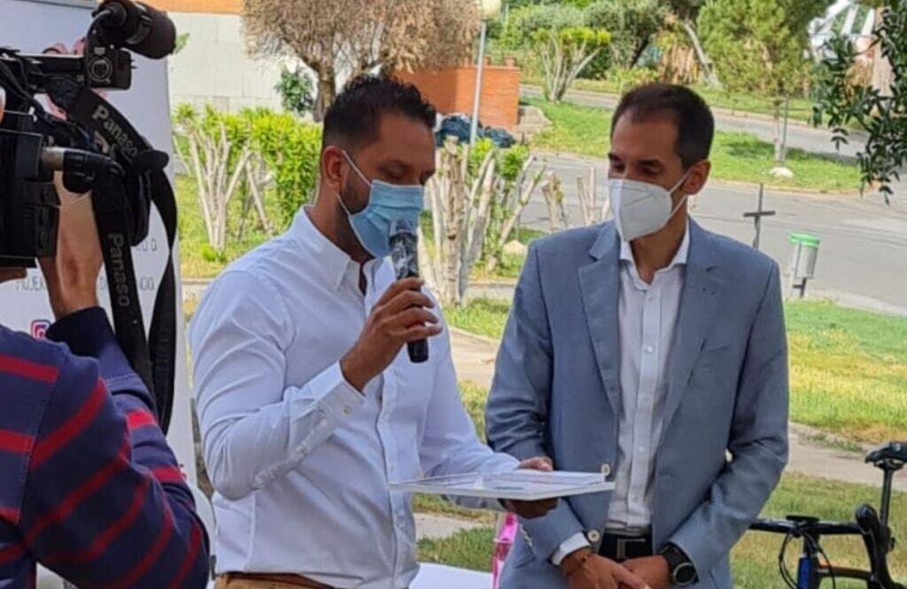 KM contra el Silencio agradece a Grupo Torrejon su participacion en el reto solidario 2 1024x665 - KM contra el Silencio agradece a Grupo Torrejón su participación en el reto solidario