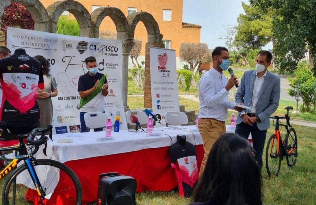 KM contra el Silencio agradece a Grupo Torrejon su participacion en el reto solidario 3 1024x665 - KM contra el Silencio agradece a Grupo Torrejón su participación en el reto solidario