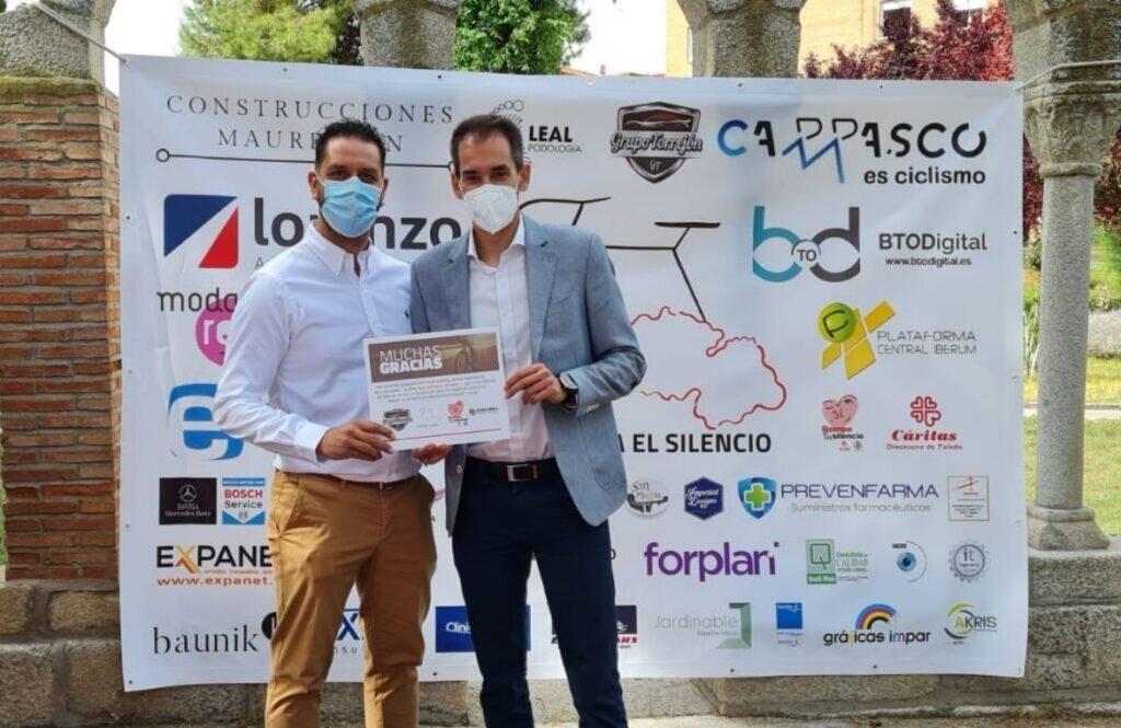 KM contra el Silencio agradece a Grupo Torrejon su participacion en el reto solidario 4 1024x665 - KM contra el Silencio agradece a Grupo Torrejón su participación en el reto solidario