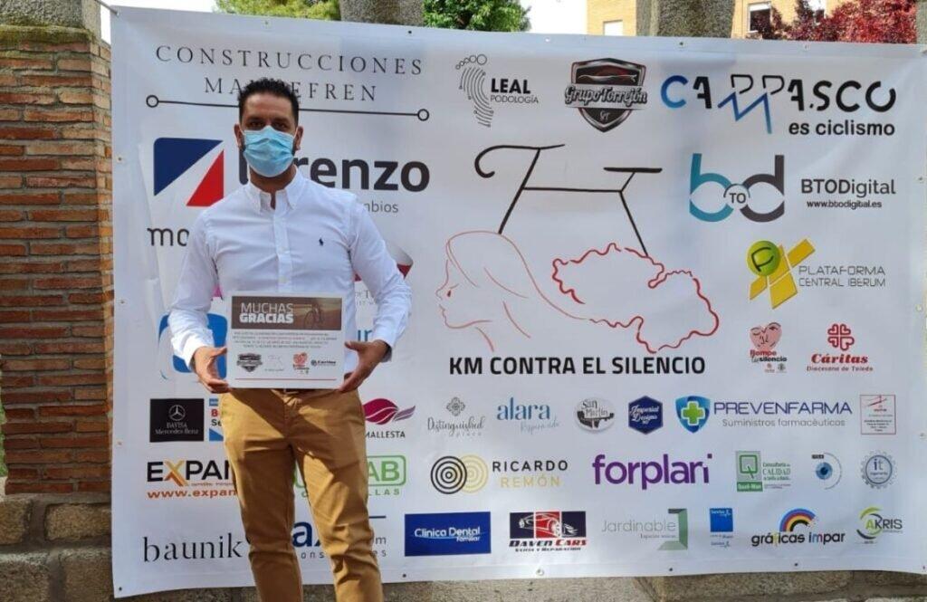 KM contra el Silencio agradece a Grupo Torrejon su participacion en el reto solidario 6 1024x665 - KM contra el Silencio agradece a Grupo Torrejón su participación en el reto solidario