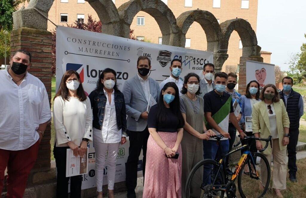 KM contra el Silencio agradece a Grupo Torrejon su participacion en el reto solidario 9 1024x665 - KM contra el Silencio agradece a Grupo Torrejón su participación en el reto solidario
